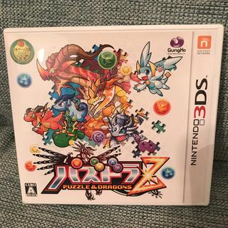 ニンテンドー3DS(ニンテンドー3DS)の3DS☆パズドラ(家庭用ゲームソフト)