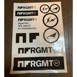 FRAGMENT - NF fragment ステッカー