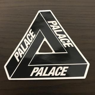 シュプリーム(Supreme)の【一辺9cm 】palace ステッカー(ステッカー)