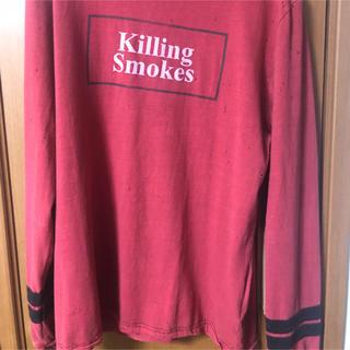 スビ(ksubi)のKSUBI スビ Killing smokes ロンt(Tシャツ(長袖/七分))