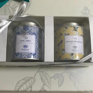 アフタヌーンティー(AfternoonTea)のWhittard  紅茶ギフトセット(茶)