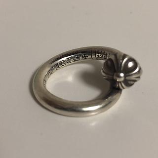 クロムハーツ(Chrome Hearts)のクロムハーツ クロスボール(リング(指輪))