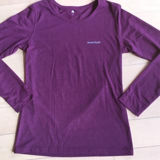 モンベル(mont bell)のモンベルのロンT レディース(Tシャツ(長袖/七分))