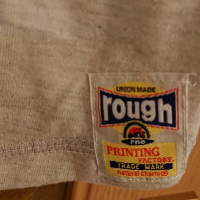 rough(ラフ)のroughスウェットワンピース レディースのトップス(トレーナー/スウェット)の商品写真