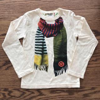 バハスマイル(BAJA SMILE)のストールプリント カットソー(Tシャツ/カットソー)