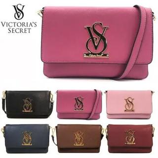 ヴィクトリアズシークレット(Victoria's Secret)のVictoria's Seclet クラッチレザー調 送料込みの場合5500円(ショルダーバッグ)