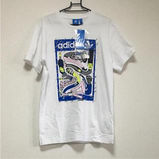 アディダス(adidas)のadidas originals アディダス Tシャツ レア 新品 未使用(Tシャツ/カットソー(半袖/袖なし))