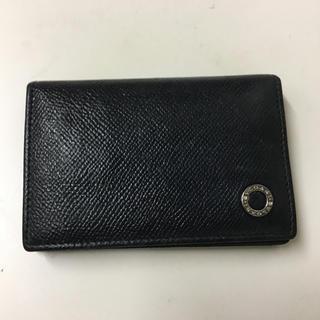 ブルガリ(BVLGARI)の美品❗️BVLGARI 名刺入れ カードケース(名刺入れ/定期入れ)