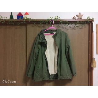 スタディオクリップ(STUDIO CLIP)のカーキ ジャケット(ミリタリージャケット)