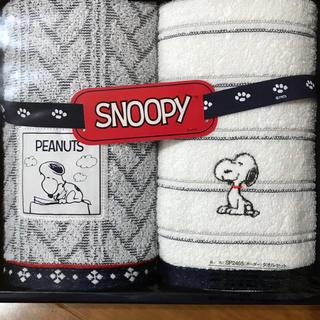 SNOOPY - SNOOPY タオルセット