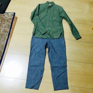 ジーユー(GU)のGU ズボン(ワークパンツ/カーゴパンツ)