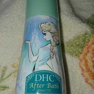 ディーエイチシー(DHC)のDHC ヘアオイル アナと雪の女王(オイル/美容液)