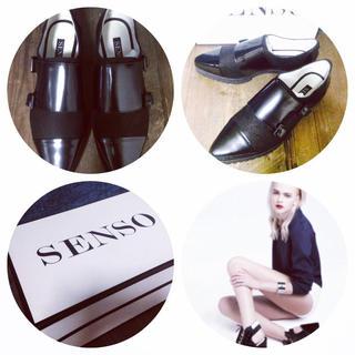 エストネーション(ESTNATION)のSENSO 31320円→24800円(ローファー/革靴)
