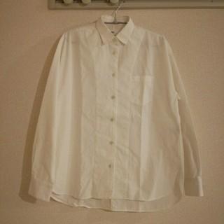 アレッジ(ALLEGE)のALLEGE 白シャツ(シャツ/ブラウス(長袖/七分))