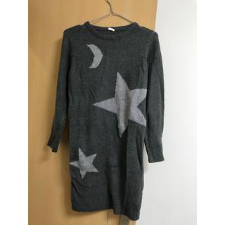 ジーユー(GU)のセーター(ニット)
