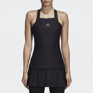 アディダス(adidas)の大坂なおみ 着用モデル アディダス テニス ウェア 上下 ブラック XS 新品(ウェア)
