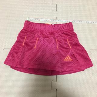 アディダス(adidas)のアディダス ★ パンツ付スカート 80(パンツ)