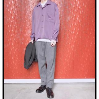 ハレ(HARE)のサテンカイキンシャツ ZARA H&M Lui's studious(シャツ)