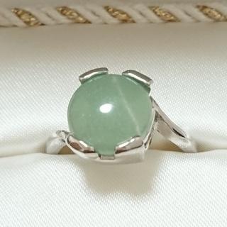 新品未使用 美品 リング 指輪 オシャレなデザイン 女性用 サイズ21号 69(リング(指輪))