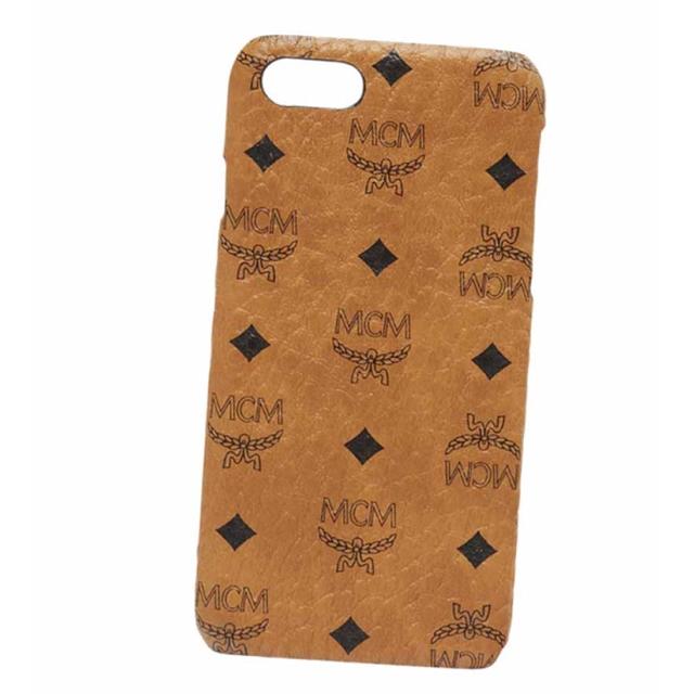 iphone x ディズニー ケース | MCM - MCM VISETOS ORIGINAL iPhone 8 7 6S Caseの通販 by しのぴ3's shop|エムシーエムならラクマ
