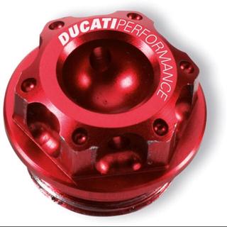 ドゥカティ(Ducati)のDucati Performance アルミオイルフィラキャップ(パーツ)