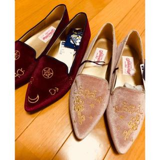 ジーユー(GU)のセーラームーン パンプスセット(靴/ブーツ)