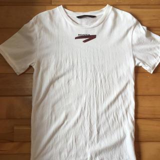シンイチロウアラカワ(SHINICHIRO ARAKAWA)のshinichiro arakawa HONDA T-シャツ(Tシャツ/カットソー(半袖/袖なし))