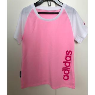 アディダス(adidas)の超美品!アディダス シャツ 140(Tシャツ/カットソー)