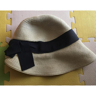 カシラ(CA4LA)のCA4LA 帽子 日本製 レディース(その他)