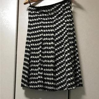 セブンアイディコンセプト(7-Idconcept.)の7-IDコンセプト スカート(ひざ丈スカート)
