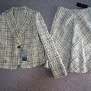 マッキントッシュ(MACKINTOSH)の新品 マッキントッシュロンドン 上質ツイードスーツ 134200円 36(スーツ)