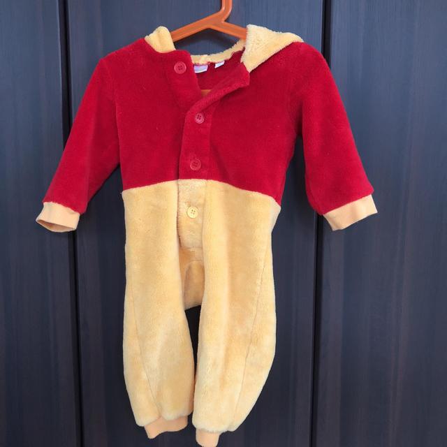 Disney(ディズニー)の最終値下げ これ以上お値下げ致しません。 キッズ/ベビー/マタニティのベビー服(~85cm)(ロンパース)の商品写真