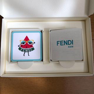 フェンディ(FENDI)のFENDI カードゲーム 非売品 激レア(ノベルティグッズ)