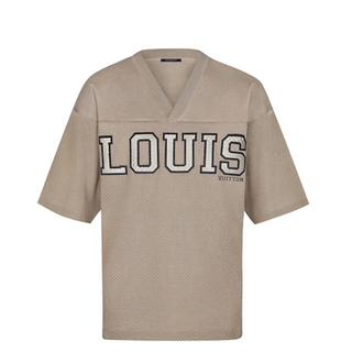 ルイヴィトン(LOUIS VUITTON)の新品 国内正規 louis vuitton LOUISバスケットボールシャツ(ジャージ)