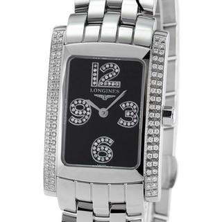 ロンジン(LONGINES)のロンジン ドルチェビータ ダイヤ 腕時計 L55020516 LONGINES(腕時計(アナログ))