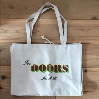 ジャスエムビー(Jas M.B.)のジャスエムビー DOORS By Jas-M.B. トートバッグ キャンバス(トートバッグ)