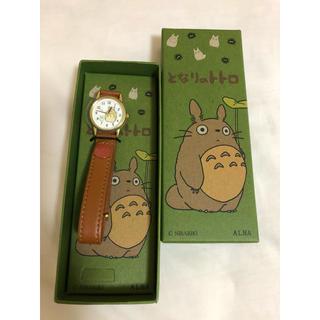 セイコー(SEIKO)のSEIKO ALBA セイコー となりのトトロ クオーツ腕時計 (腕時計)