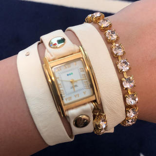 ドゥラメール(DE LA MER)のLAMER COLLECTION レザーウォッチ (腕時計)