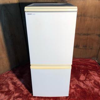 シャープ(SHARP)の近郊送料無料♪ SHARP 便利などっちもドア 137L 冷蔵庫(冷蔵庫)