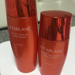 アスタブラン(ASTABLANC)のアスタブラン  化粧水乳液セット(化粧水 / ローション)