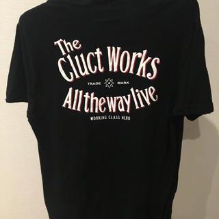 クラクト(CLUCT)のCLUCT Tシャツ(Tシャツ/カットソー(半袖/袖なし))