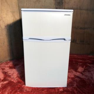 近郊送料無料♪ 15年製 2ドア冷凍冷蔵庫 96L 一人暮らしに最適(冷蔵庫)