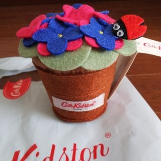 キャスキッドソン(Cath Kidston)の新品 キャス・キッドソン 針山 針刺し ソーイング 花 てんとう虫 裁縫 手芸(その他)