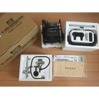 エアブラシ リニアコンプレッサー7L レギュレーター/プラチナセット(模型製作用品)