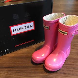 ハンター(HUNTER)の箱なし子供長靴  ハンター  (長靴/レインシューズ)