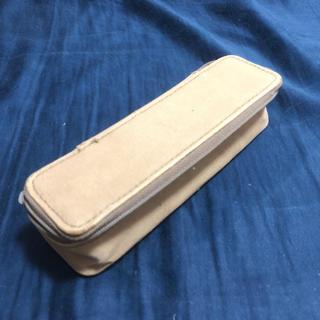 ムジルシリョウヒン(MUJI (無印良品))のペンケース(ペンケース/筆箱)