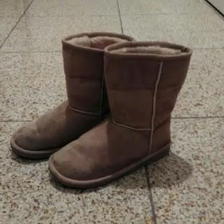 ジーユー(GU)のGU 21cm ブーツ(ブーツ)