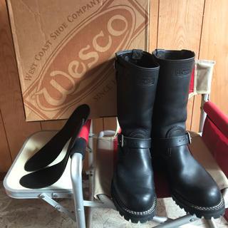 ウエスコ(Wesco)のウエスコ カスタム ボス 7 1/2 E (ブーツ)