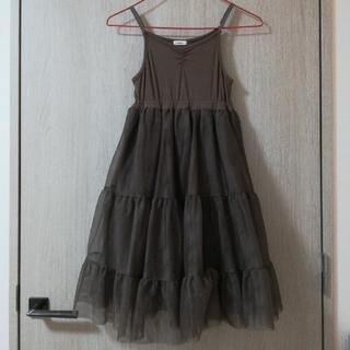 韓国子供服 Amber  ワンピース 120cm ~ 130cm