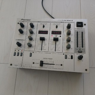 パイオニア(Pioneer)のDJM-300-S Pioneer DJミキサー(DJミキサー)
